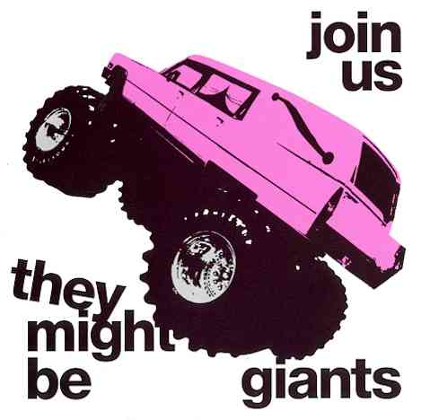 JOIN US BY THEY MIGHT BE GIANTS (CD)