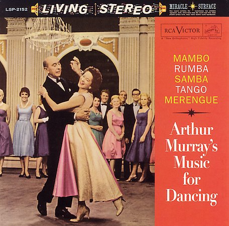 MUSIC FOR DANCING:MAMBO BY MURRAY,ARTHUR (CD)